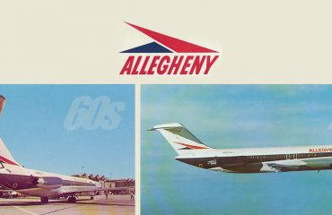 Allegheny Airlines through the 60s and 70s (+VIDEOS)