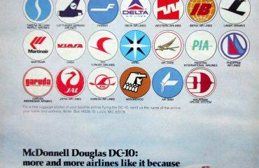 McDonnell Douglas 1970's Ad