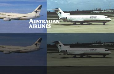 Australian Airlines, 1986-1993 (+VIDEOS)