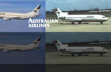 Australian Airlines, 1986-1993 (+VIDEOS)