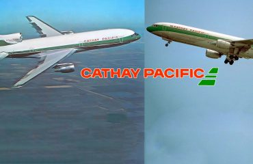 Cathay Pacific Airlines L-1011