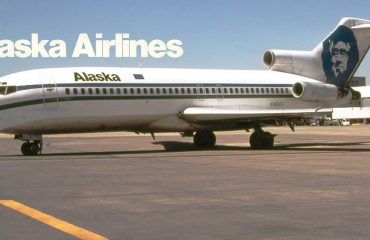 Alaska Airlines in the 1980s