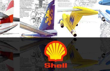 1970's SHELL Ads by Peter Hutton