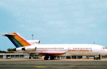 Trans Brasil 727-100 (+VIDEO FULL FLIGHT)