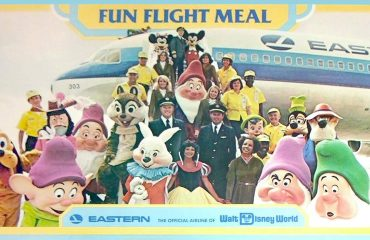 """Walt Disney World Eastern Airlines """"The Wings of Man"""" Commercial (VIDEO)"""